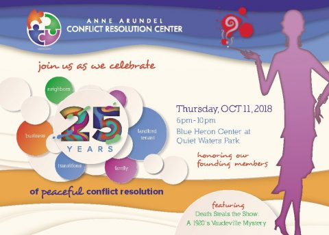 25 Year Anniversary Gala