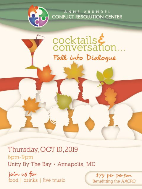 2019 AACRC Fundraiser Cocktails & Conversation